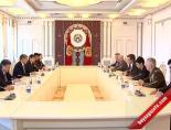 ABD Dışişleri Bakan Yardımcısı Blake, Kırgızistan Cumhurbaşkanı Atambayev İle Görüştü