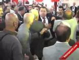 Kuşadası CHP'de olaylı kongre