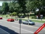 ABD'den Trafik Kazaları!