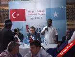 Somali Ticaret Bakanından Çağrı