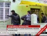 İstanbul'da uyuşturucu operasyonu online video izle