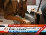 İstanbul'da şafak operasyonu online video izle