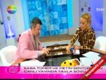 Metin Şentürk'ten Tavla Şov