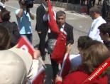 Cumhurbaşkanı Gül, Cuma Namazını Necippaşa Camii'nde Kıldı