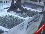 Diyarbakır'da Hırsızlık Anı Güvenlik Kamerasında