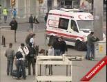 Taksim Meydanı'nda Bomba Araması (1 Mayıs İşçi Bayramı)
