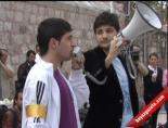 Anti Kapitalist Müslüman Gençler Taksim'e Yürüyor