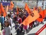 Hopa'da Olaysız 1 Mayıs İşçi Bayramı