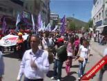 Tunceli'de 1 Mayıs Kutlamalarında Olay Çıktı