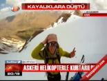 askeri helikopter - Askeri helikopterle kurtarıldı