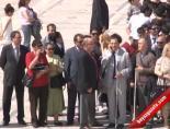 Türkiye Sakatlar Konfederasyonu Üyeleri Anıtkabir'i Ziyaret Etti