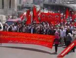 Filistinliler Nakba Günü Gösterisi Düzenledi