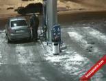 Benzin İstasyonunu Havaya Uçuracaktı