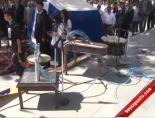 İstiklal Marşını Robot Çaldı Protokol Okudu
