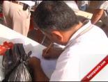 Kızılay Regaip Kandili'nde Kan Topladı