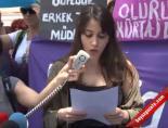 Feminist Kadınlardan Kürtaj Eylemi