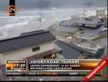 Japonya'daki Tsunami