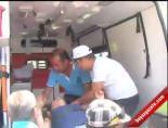 Freni Patlayan Öğrenci Otobüsü Sahile Daldı