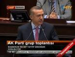 Erdoğan Grup Toplantısında Konuştu...