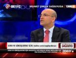 Maliye Bakanı Mehmet  Şimşek Canlı Yayında Fotoğraf Çekti