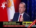 Erdoğan: Uludere DVD'lerini izledim.. Ne olduğunu anlamanız mümkün değil