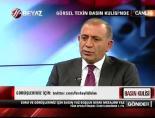 Tekin: İsteseydim Kılıçdaroğlunun Yerine İstanbul  Adayı Ben Olurdum