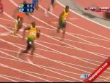 Usain Bolt 200m De 19,32 İle Birinci Oldu