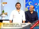 Ünlü oyuncunun taklitleri Ayşe ile Alişan'ı kahkahalara boğdu