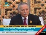 islam ulkeleri - İslam ülkeleri insan hakları toplantısı