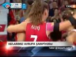 Kızlarımız Avrupa Şampiyonu online video izle