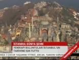 dunya sehirleri - İstanbul dünya şehri