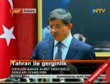 Davutoğlu: İran'ın Açıklamaları Zarar Verici