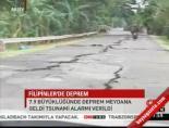 filipinler - Filipinler'de Deprem