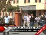 İstanbul'da canlı bomba saldırısı online video izle