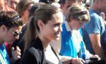 Angelına Jolie Ankara'da