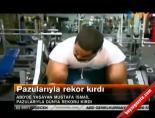 Mustafa İsmail Pazılarıyla Dünya Rekoru Kırdı