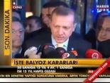 Başbakan Erdoğan Balyoz Davası'nı Değerlendirdi