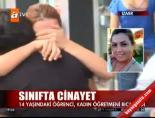 Öğrenci öğretmenini öldürdü online video izle