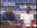 Trabzonspor, Emerson İle Sözleşme İmzaladı