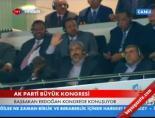 AK Parti Kongresi'nde En Çok Alkış Alan İsim: Halid Meşal