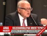sabih kanadoglu - Kılıçdaroğlu'na kredi tekisi