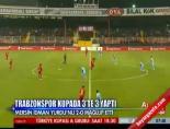 Mersin İdman Yurdu Trabzonspor: 0-2 Maçın Özeti (16 Aralık 2013)