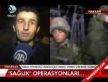 askeri helikopter - 'Sağlık' operasyonları