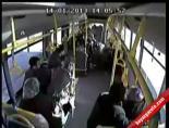 Otobüsteki G3 Dehşeti Kamerada