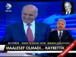 Mehmet Ali Birand Öldü (Ali Kırca Ne Dedi?)