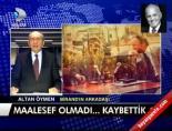 Mehmet Ali Birand Öldü (Altan Öymen Ne Dedi?)
