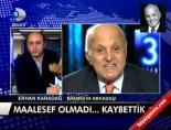 Mehmet Ali Birand Öldü (Erhan Karadağ Ne Dedi?)