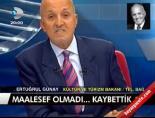 Mehmet Ali Birand Öldü (Ertuğrul Günay Ne Dedi?)