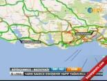 İstanbul Yol Durumu (Trafik Yoğunluk Haritası)