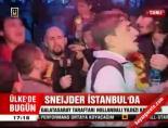 Fenerbahçeli Muhabire Galatasaraylı Eziyeti